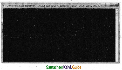 Samacheer Kalvi 11th Computer Science Guide Chapter 10 Flow of Control 43