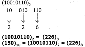 Samacheer Kalvi 11th Computer Science Guide Chapter 2 Number Systems 5