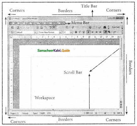 Samacheer Kalvi 11th Computer Science Guide Chapter 5 Working with Typical Operating System (Windows & Linux) 22
