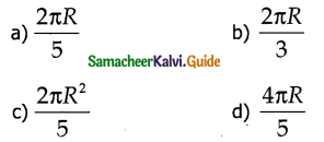Samacheer Kalvi 11th Physics Guide Chapter 5 Motion of System of Particles and Rigid Bodies 51