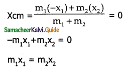 Samacheer Kalvi 11th Physics Guide Chapter 5 Motion of System of Particles and Rigid Bodies 64