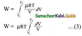 Samacheer Kalvi 11th Physics Guide Chapter 8 Heat and Thermodynamics 25