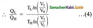 Samacheer Kalvi 11th Physics Guide Chapter 8 Heat and Thermodynamics 46