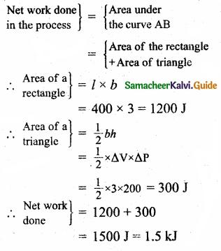 Samacheer Kalvi 11th Physics Guide Chapter 8 Heat and Thermodynamics 64