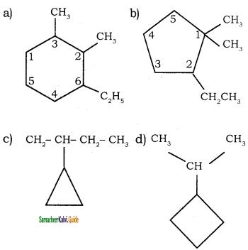 Samacheer Kalvi 11th Chemistry Guide Chapter 11 Fundamentals of Organic Chemistry 94