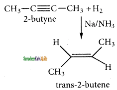Samacheer Kalvi 11th Chemistry Guide Chapter 13 Hydrocarbons 161