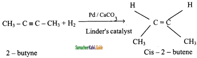 Samacheer Kalvi 11th Chemistry Guide Chapter 13 Hydrocarbons 73