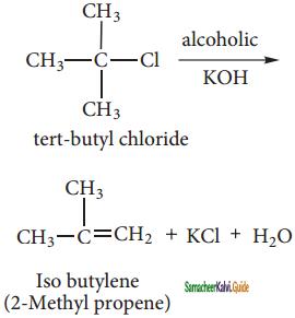 Samacheer Kalvi 11th Chemistry Guide Chapter 14 Haloalkanes and Haloarenes 129