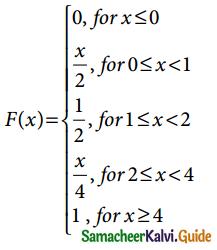 Samacheer Kalvi 12th Business Maths Guide Chapter 6 Random Variable and Mathematical Expectation Ex 6.1 17