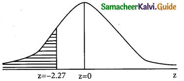Samacheer Kalvi 12th Business Maths Guide Chapter 7 Probability Distributions Miscellaneous Problems 17
