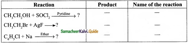 Tamil Nadu 11th Chemistry Model Question Paper 1 English Medium img 30