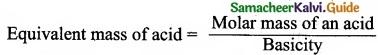 Tamil Nadu 11th Chemistry Model Question Paper 2 English Medium img 18
