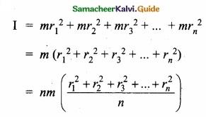 Tamil Nadu 11th Physics Model Question Paper 4 English Medium img 31