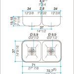 Johnson C3718 plano