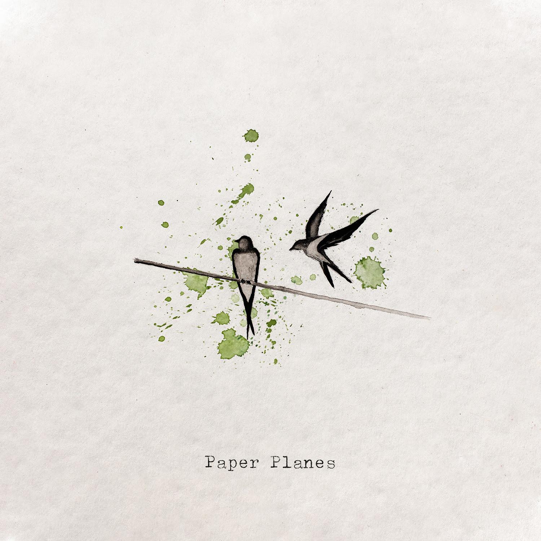 "SWEDISH ARTIST ELINA DEBUTS NEW SINGLE ""PAPER PLANES"" ile ilgili görsel sonucu"