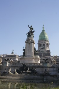 Palacio del Congreso, the Argentinian Congress