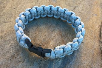 Paracord siwy