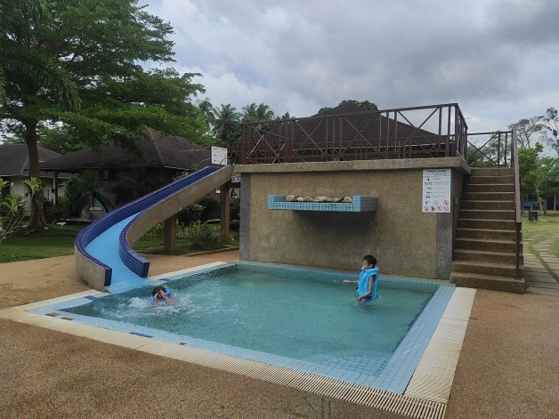 swimming pool for kids at Union Yes Retreat and Training Centre