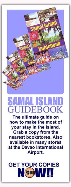 ad guide to samal island