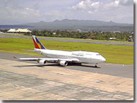 domestic and international flights to davao city