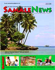 Samal Islands' Official News Magazine
