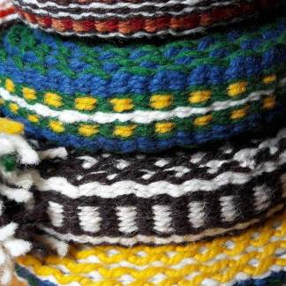 Handwoven Belts and Straps