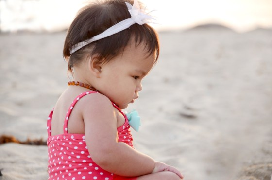 amelias first birthday beach photography 864