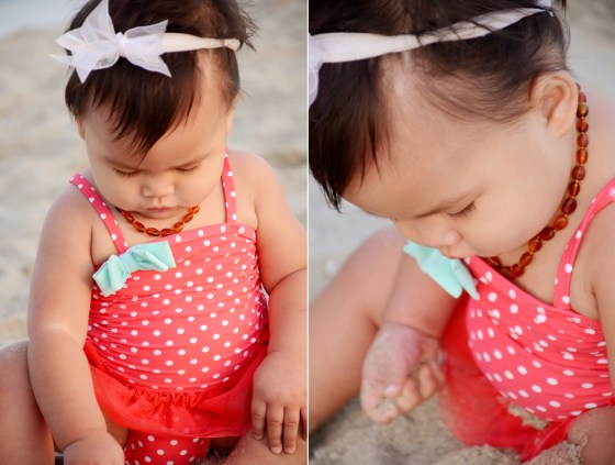 amelias first birthday beach photography 975