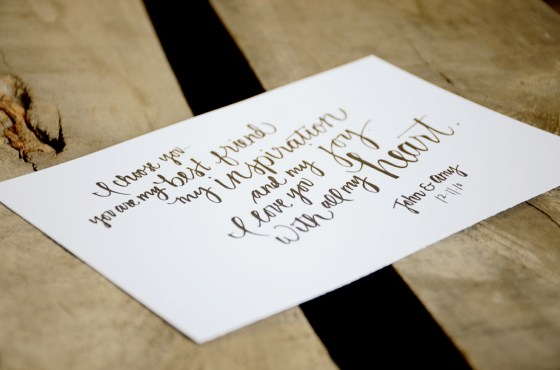 Your New Friend Sam Etsy Footloose Handwritten Wedding Vows 124