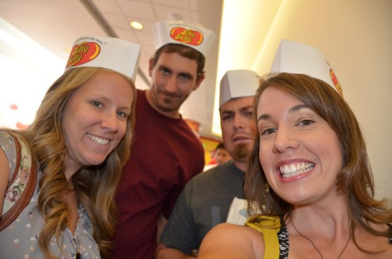 jelly belly factory 692