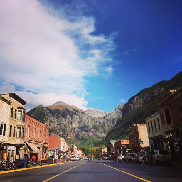 telluride street view
