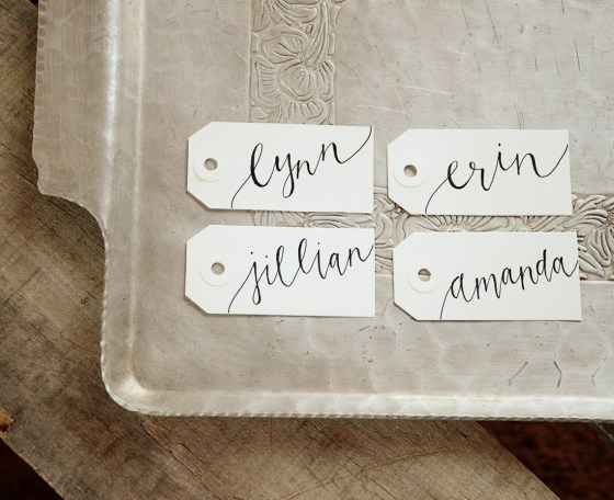 Your New Friend Sam, Name Gift Tags