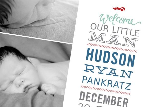 hudson ryan pankratz announcement sneak peek