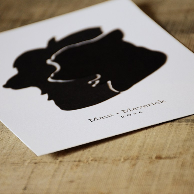 Papercut Dog Silhouette from Your New Friend Sam on Etsy 02