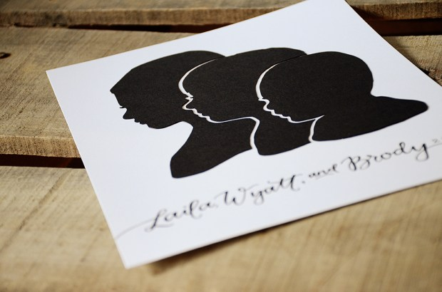 Papercut Silhouette from Your New Friend Sam on Etsy 07