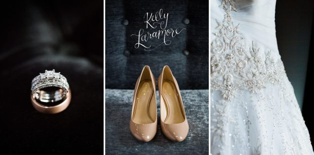 kelly laramore calligraphy logo by Your New Friend Sam