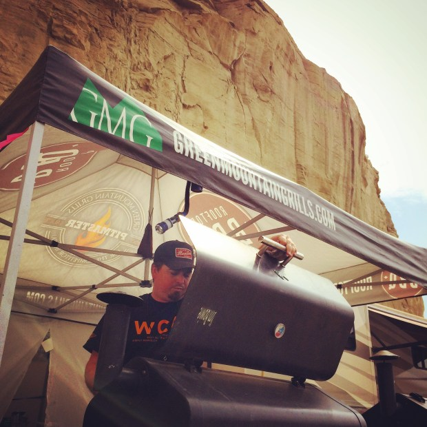 Rooftop Barbeque Billings Montana Fair BBQ Competition Green Mountain Grills