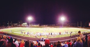 Glendale Falcons Home Game Field