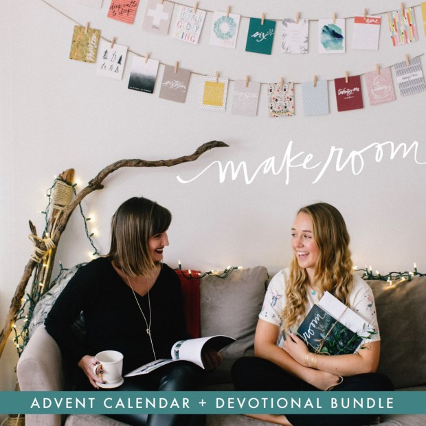 Naptime Diaries Advent Calendar and Devotional