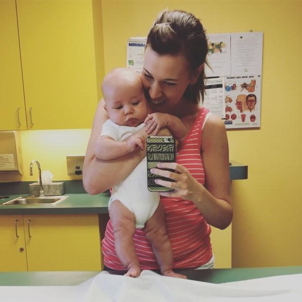isaiah-5-months-doctors-appt