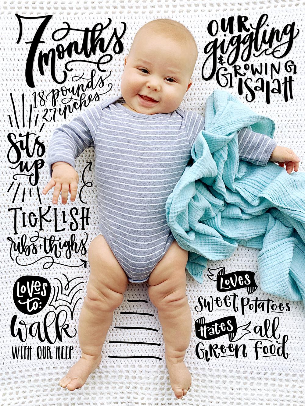 sam-allen-creates-handlettered-isaiah-baby-seven-months