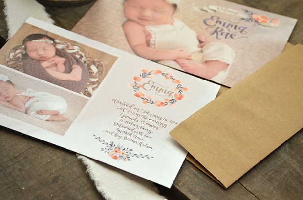 emmas-handlettered-watercolor-birth-announcement-23