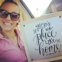 Sam Allen Creates for Hobby Lobby - There's No Place Like Home -Sara