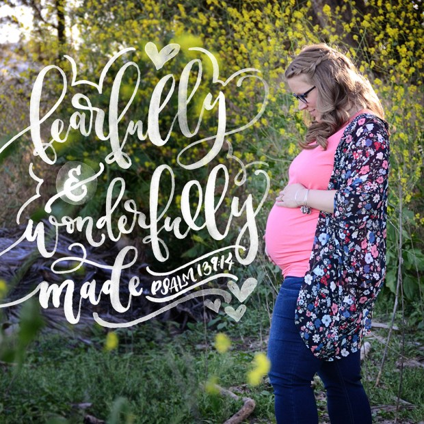 Fearfully and Wonderfully Made — Menifee Maternity Portraits — Lauren and Kellen 247