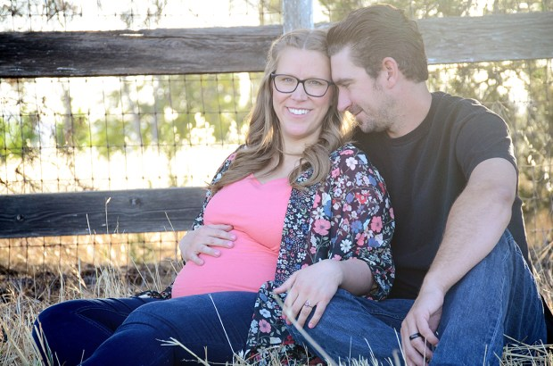 Menifee Maternity Portraits — Lauren and Kellen 608