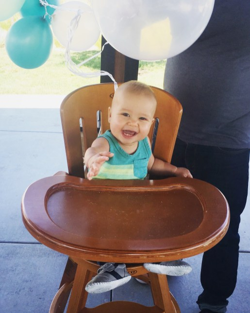 Isaiahs Birthday Party