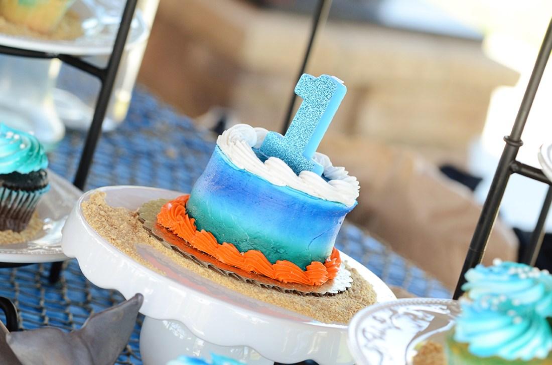 Sam Allen Creates - Isaiah's First Birthday - Under the Sea Birthday - Dessert Table 5