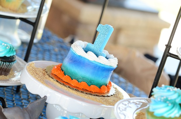 Sam Allen Creates - Isaiah's First Birthday - Under the Sea Birthday - Dessert Table 5