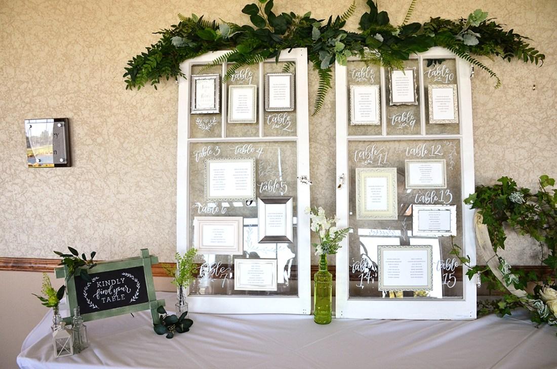 Sam Allen Creates Wedding Seating Chart on Windows