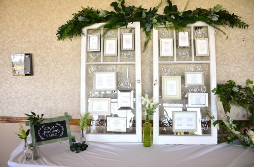 Sam Allen Creates Wedding Seating Chart on Windows